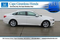 2019_Honda_Accord Sedan_LX 1.5T_ Cape Girardeau MO