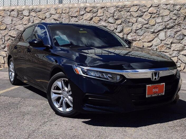 2019 Honda Accord Sedan LX 1.5T El Paso TX