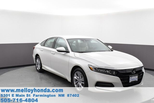 2019 Honda Accord Sedan LX 1.5T Farmington NM
