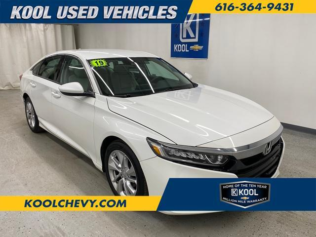 2019 Honda Accord Sedan LX 1.5T Grand Rapids MI