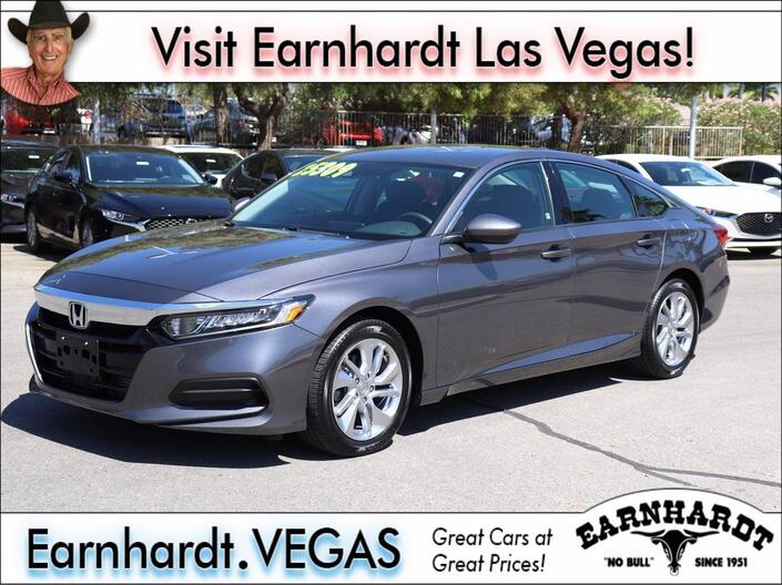 2019 Honda Accord Sedan LX 1.5T Las Vegas NV