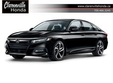 2019_Honda_Accord Sedan_Sport - DEMO_ Clarenville NL