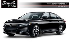 Honda Accord Sedan Sport - DEMO 2019