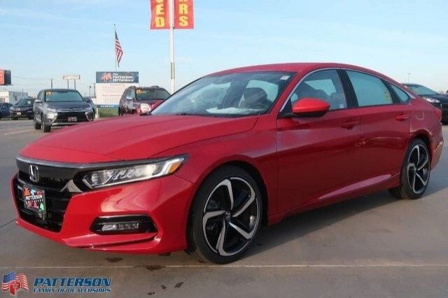 2019 Honda Accord Sedan Sport 1.5T Wichita Falls TX