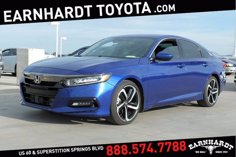 2019 Honda Accord Sedan Sport 1.5T *1-OWNER* ONLY 17K MILES!* Mesa AZ