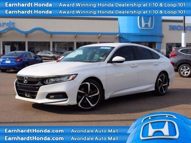 2019 Honda Accord Sedan Sport 1.5T Avondale AZ