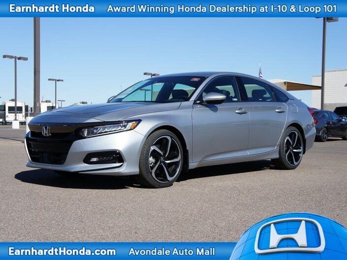 2019 Honda Accord Sedan Sport 1.5T CVT Avondale AZ