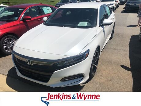 2019 Honda Accord Sedan Sport 1.5T CVT Clarksville TN