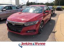 2019_Honda_Accord Sedan_Sport 1.5T CVT_ Clarksville TN