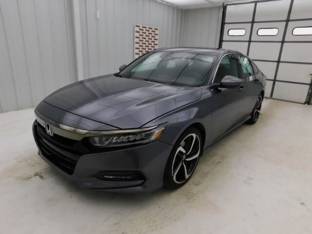 2019 Honda Accord Sedan Sport 1.5T CVT Manhattan KS