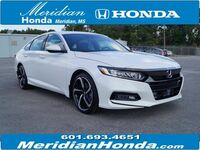 Honda Accord Sedan Sport 1.5T CVT 2019