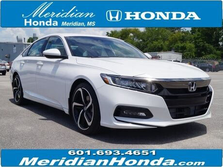 2019 Honda Accord Sedan Sport 1.5T CVT Meridian MS