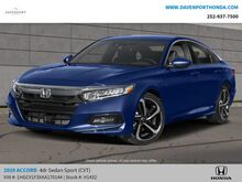 2019_Honda_Accord Sedan_Sport 1.5T CVT_ Rocky Mount NC