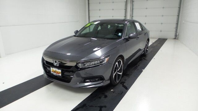 2019 Honda Accord Sedan Sport 1.5T CVT Topeka KS