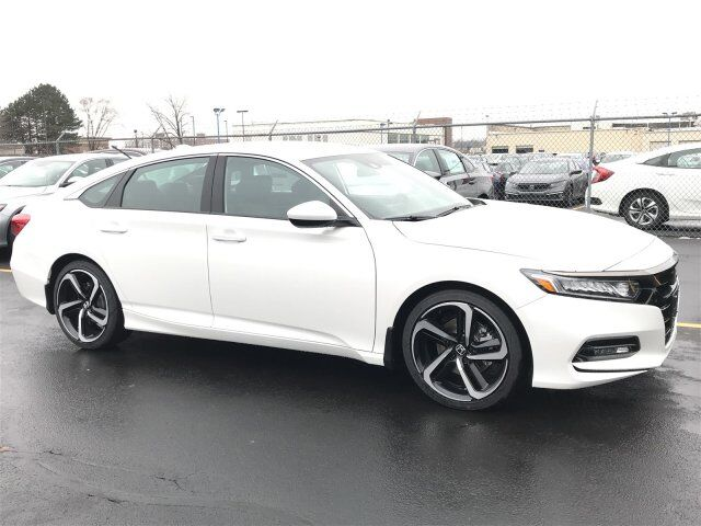 2019 Honda Accord Sedan Sport 1.5T Chicago IL