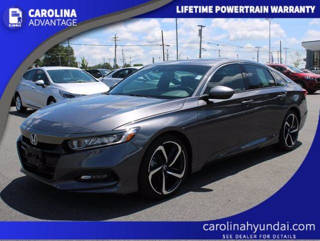2019 Honda Accord Sedan Sport 1.5T High Point NC