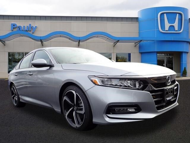 2019 Honda Accord Sedan Sport 1.5T Libertyville IL