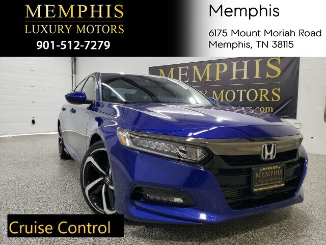 2019 Honda Accord Sedan Sport 1.5T Memphis TN
