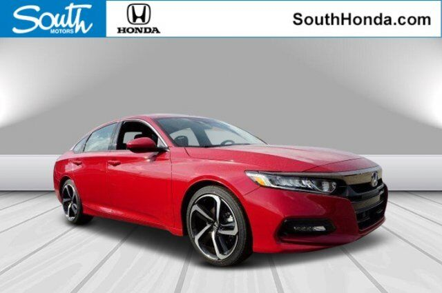 2019 Honda Accord Sedan Sport 1.5T Miami FL