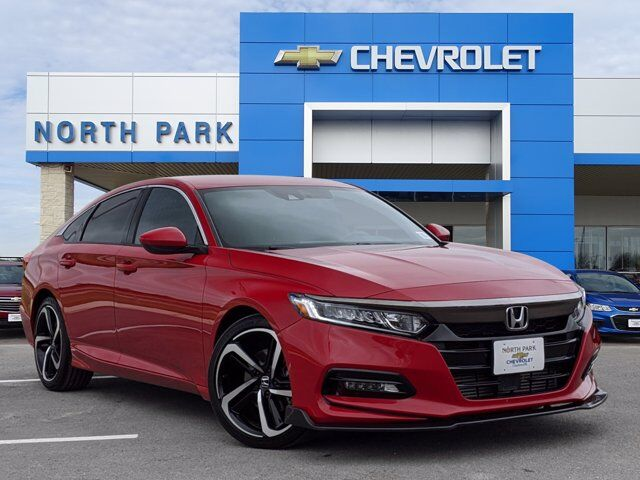 2019 Honda Accord Sedan Sport 1.5T Castroville TX