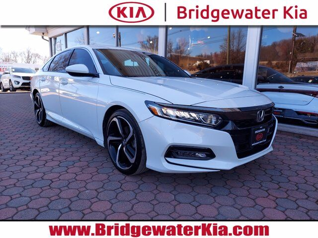 2019 Honda Accord Sedan Sport 1.5T Sedan, Bridgewater NJ