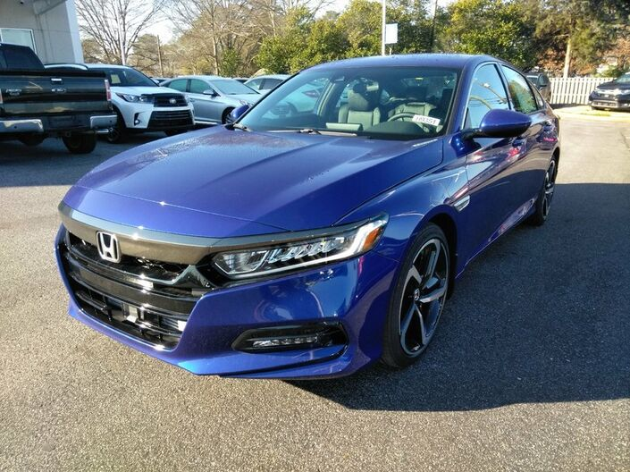 2019 Honda Accord Sedan Sport 1.5T Tuscaloosa AL