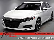 2019_Honda_Accord Sedan_Sport 2.0_ Moncton NB
