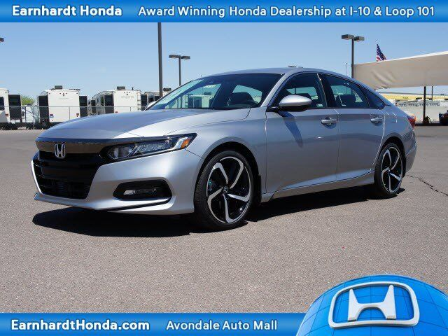 2019 Honda Accord Sedan Sport 2.0T Auto Avondale AZ