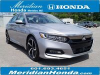 Honda Accord Sedan Sport 2.0T Auto 2019