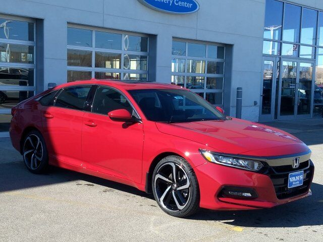 2019 Honda Accord Sedan Sport 2.0T Green Bay WI