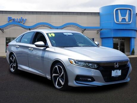 2019 Honda Accord Sedan Sport 2.0T Libertyville IL