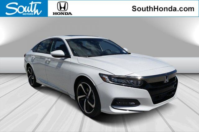 2019 Honda Accord Sedan Sport 2.0T Miami FL