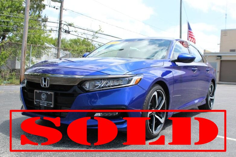 2019 Honda Accord Sedan Sport 2.0T New Castle DE