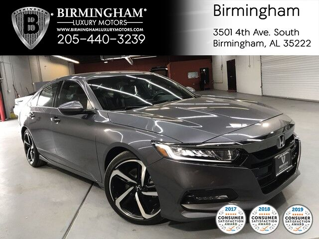 2019 Honda Accord Sedan Sport 6M Birmingham AL