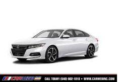 2019_Honda_Accord Sedan_Sport CVT_ Fredricksburg VA