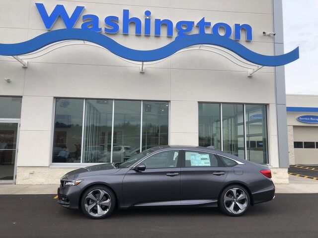 2019 Honda Accord Sedan Touring 2.0T Auto Washington PA