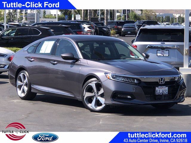 2019 Honda Accord Sedan Touring 2.0T Irvine CA