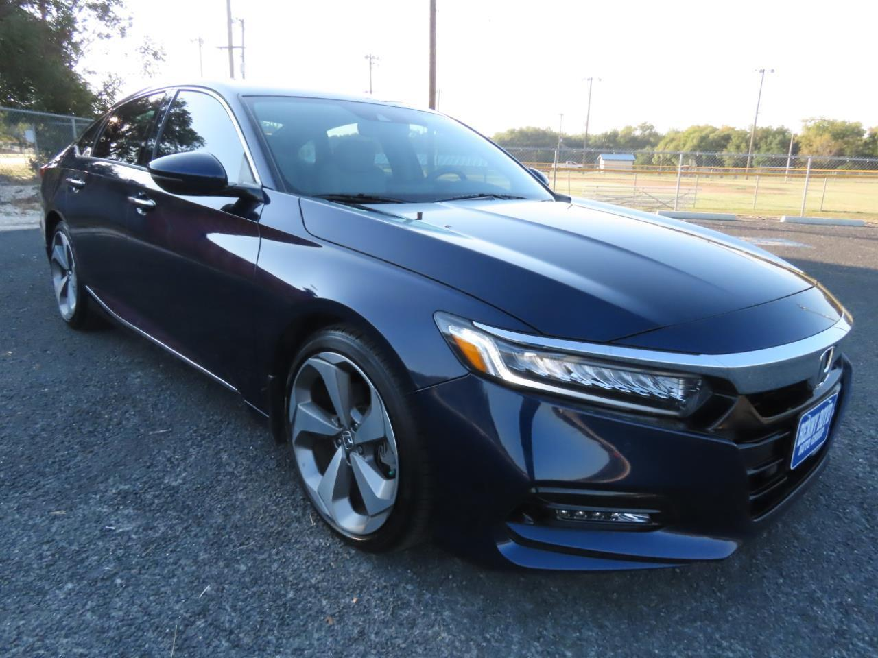2019 Honda Accord Sedan Touring 2.0T Lampasas TX