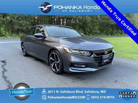 2019_Honda_Accord_Sport ** Honda True Certified 7 Year / 100,000  **_ Salisbury MD