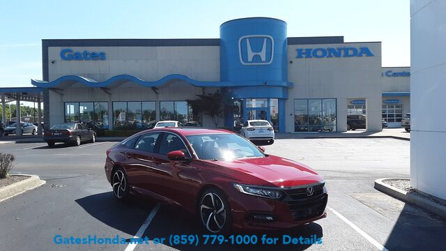 2019 Honda Accord Sport 2.0T Auto Lexington KY