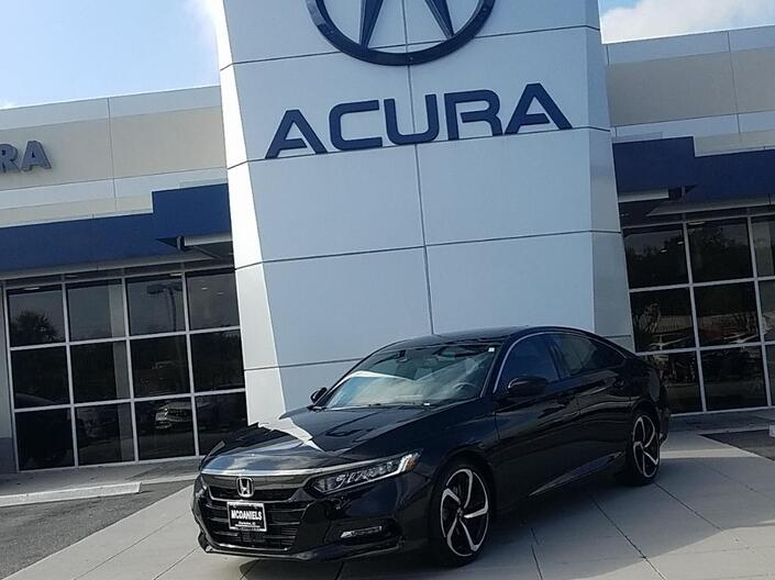 2019 Honda Accord Sport 2.0T Columbia SC
