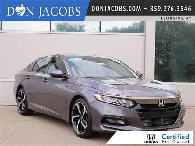 2019 Honda Accord Sport 2.0T Lexington KY