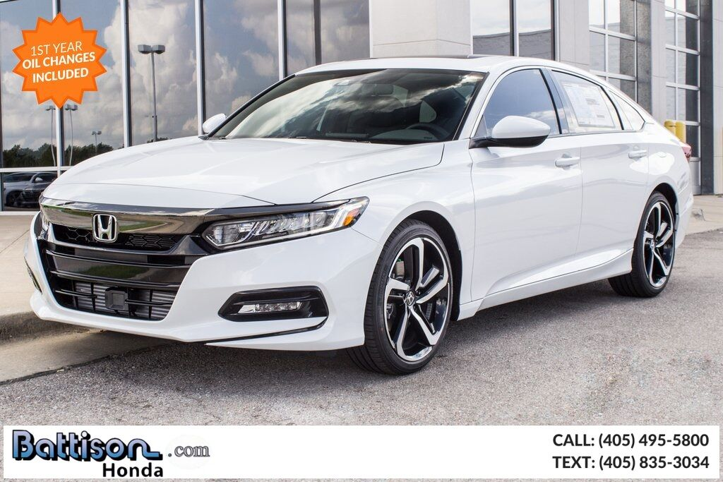 2019_Honda_Accord_Sport 2.0T_ Oklahoma City OK