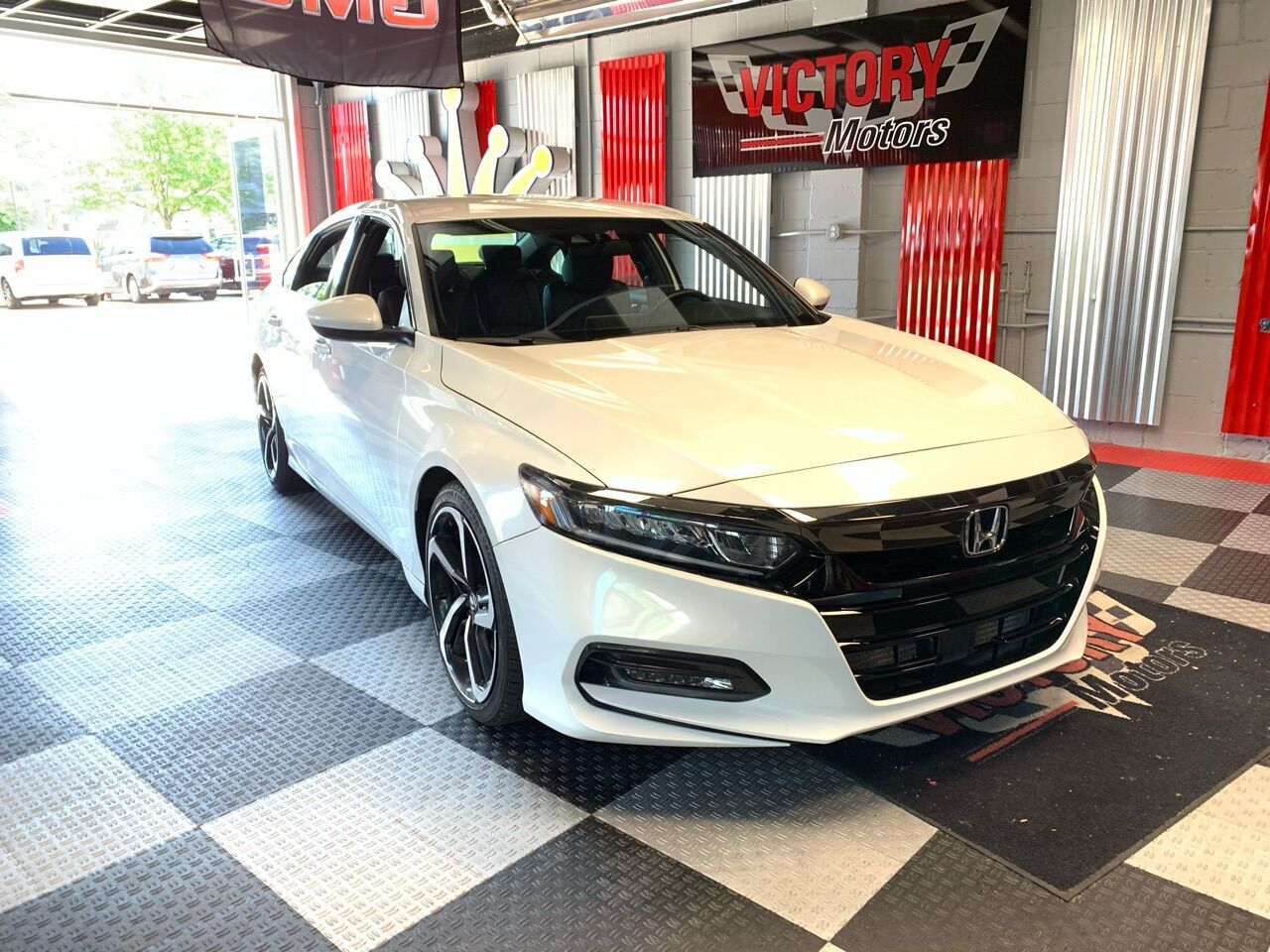 2019 Honda Accord Sport 4dr Sedan (1.5T I4 CVT) Royal Oak MI