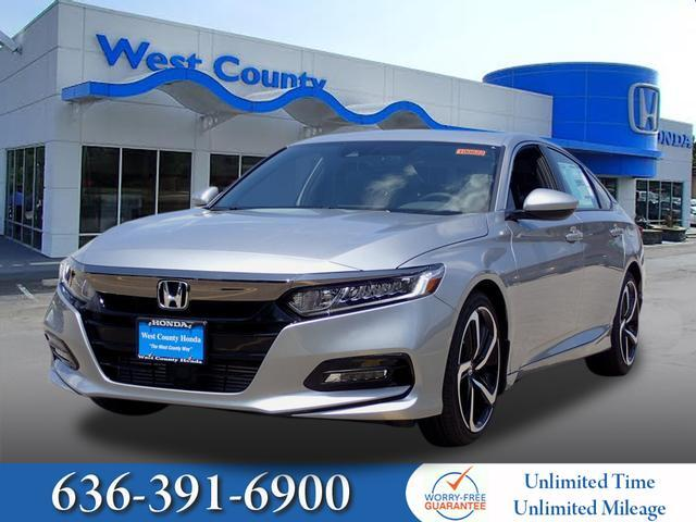 2019 Honda Accord Sport Ellisville MO