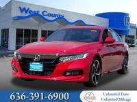 Honda Accord Sport 2019