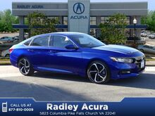 2019_Honda_Accord_Sport_ Falls Church VA