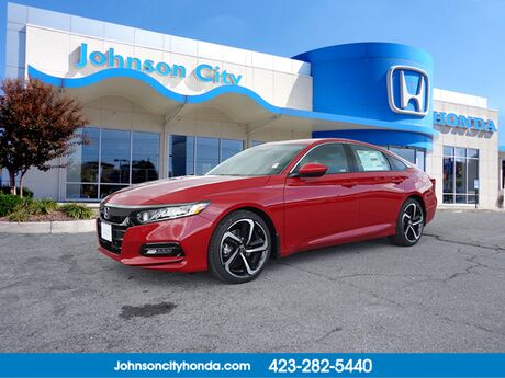 2019 Honda Accord Sport Johnson City TN