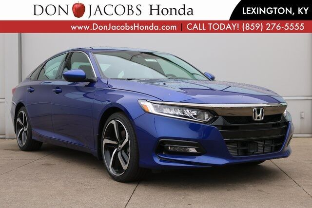 2019 Honda Accord Sport Lexington KY