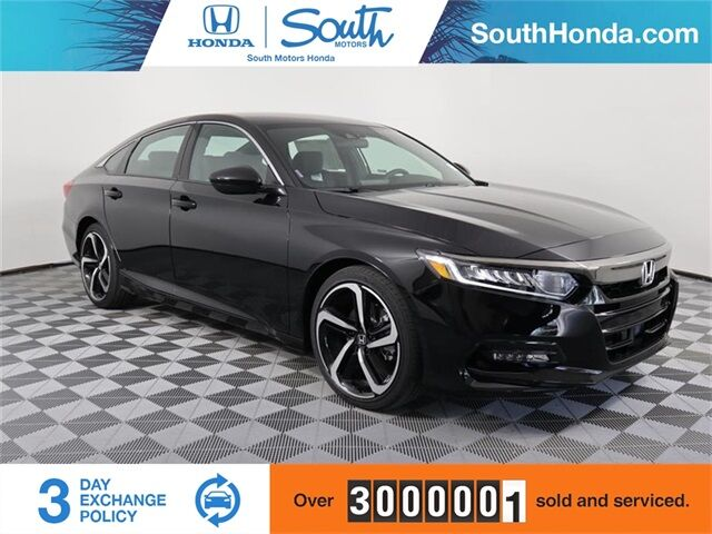 2019 Honda Accord Sport Miami FL